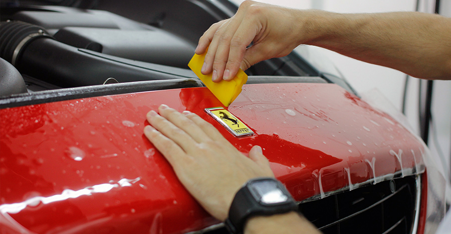 Paint Protection Film >> Paint Protection Kits We Offer Paint Protection Kits For